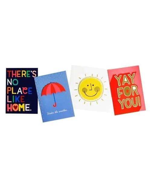 Be Happy! Handcrafted Card Collection - 24 Cards