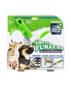 Forever Furless - Pet Hair and Lint Remover