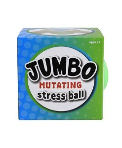 Jumbo Mutating Stress Ball - Front