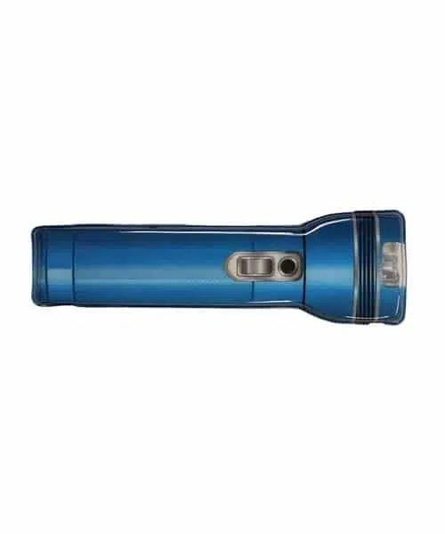 Ultra Slim Magnetic Flashlight Blue