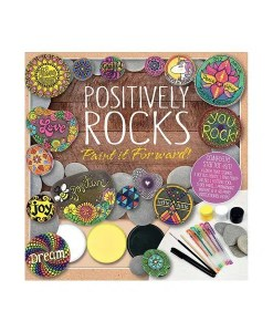 Positivity Rocks Paint It Forward