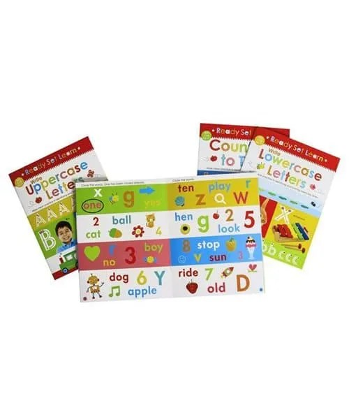 Ready Set Learn - First Phonics