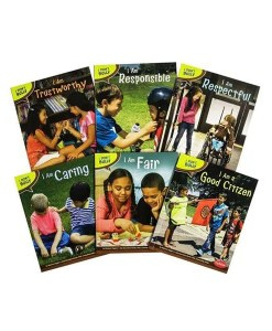 Readers I Don't Bully - 6 Book Set Paperback