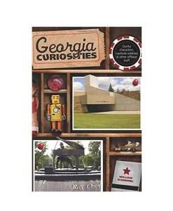 Georgia Curiosities - Cover