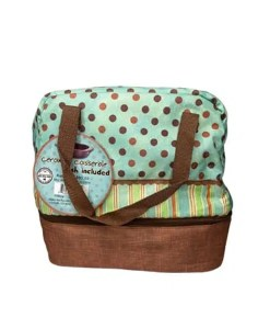 Insulated Potluck Carrier Bag - Cover