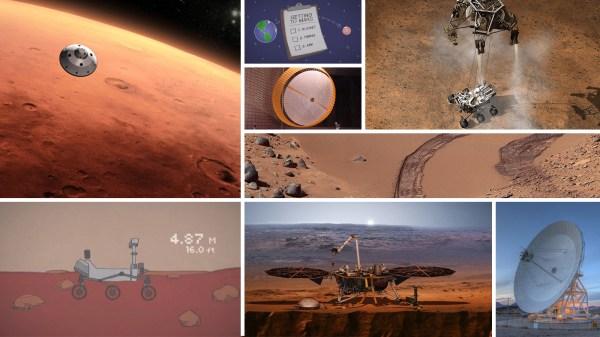 Mission to Mars Unit Activity NASAJPL Edu