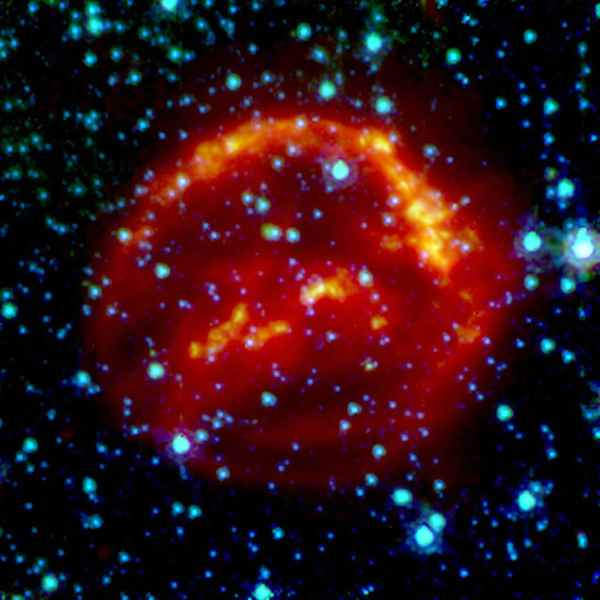 Space Images | Kepler's Supernova Remnant: A View from ...