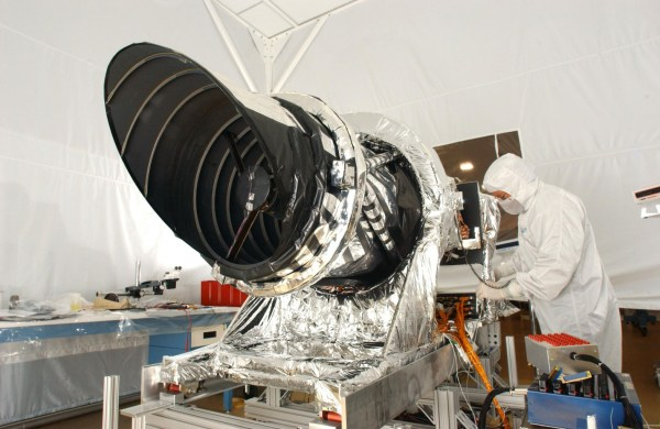 Space Images | Telescopic Camera for Mars Reconnaissance ...