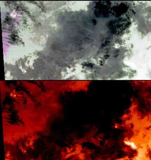 Space Images | Hawaii's Kilauea Volcano Belches a Toxic Brew