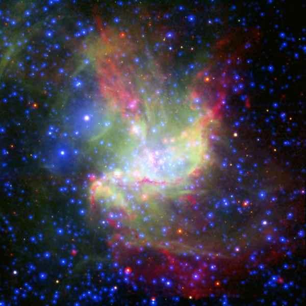 Space Images | Stellar Work of Art