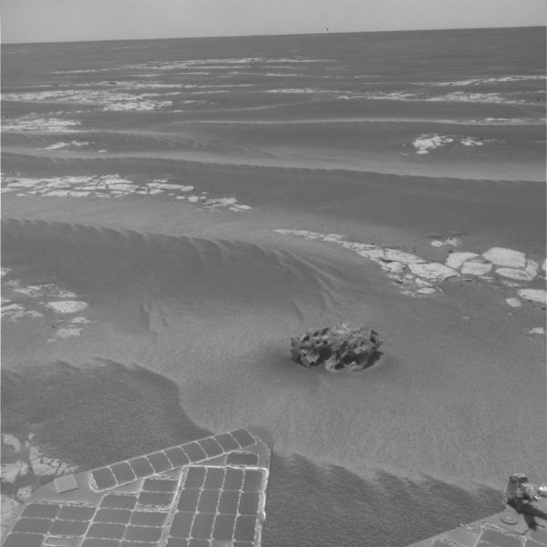 Space Images   Opportunity Finds Another Meteorite