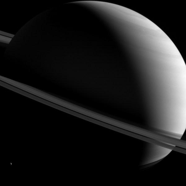 Space Images | Saturn Askew