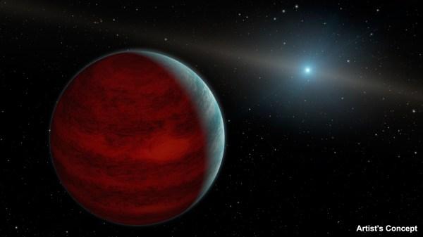 Space Images   Hypothetical 'Rejuvenated' Planets (Artist ...