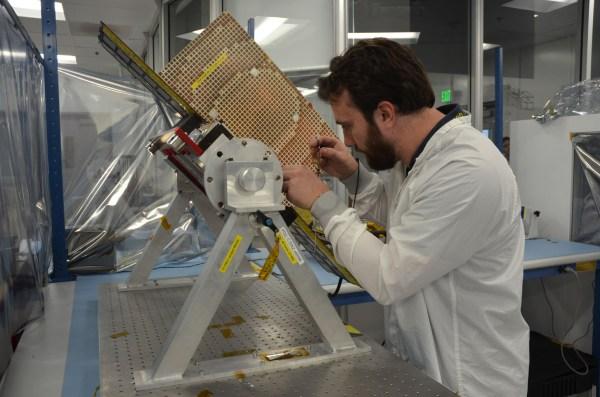 Space Images | MarCO CubeSat Model