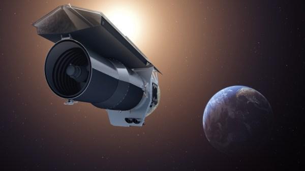 Space Images   Spitzer Beyond (Artist's Concept)