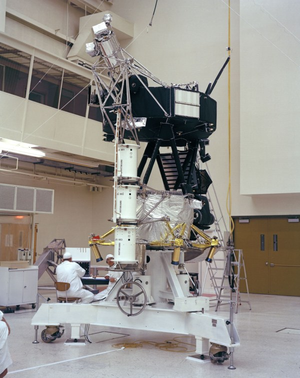 Space Images | Voyager Proof Test Model