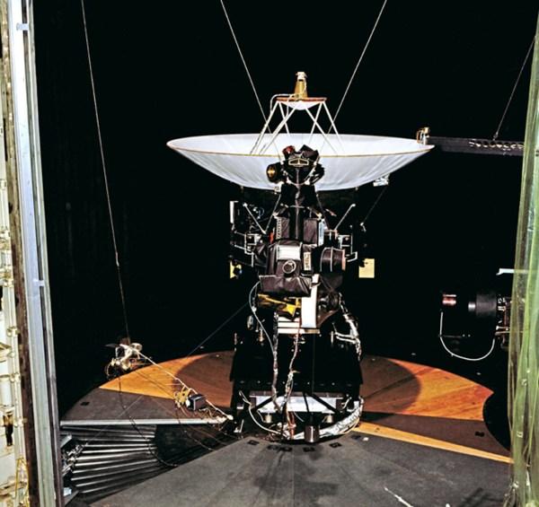 Space Images | Voyager 2 Flight Hardware