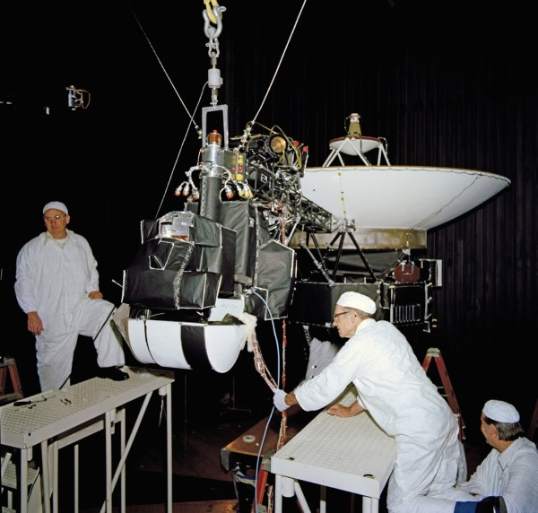 Space Images | Voyager Testing