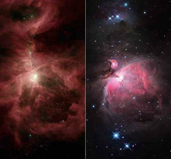 Space Images The Infrared Hunter