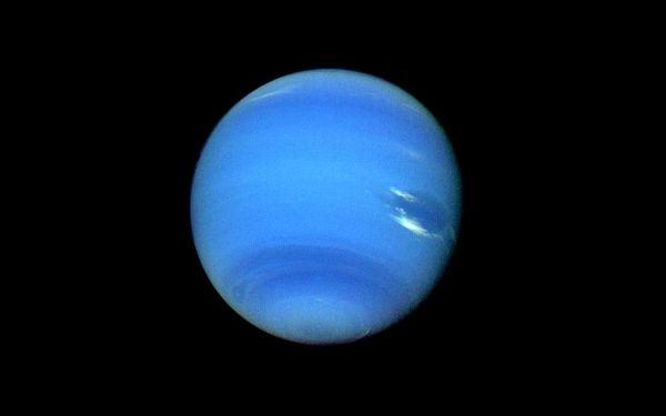 Space Images Neptune