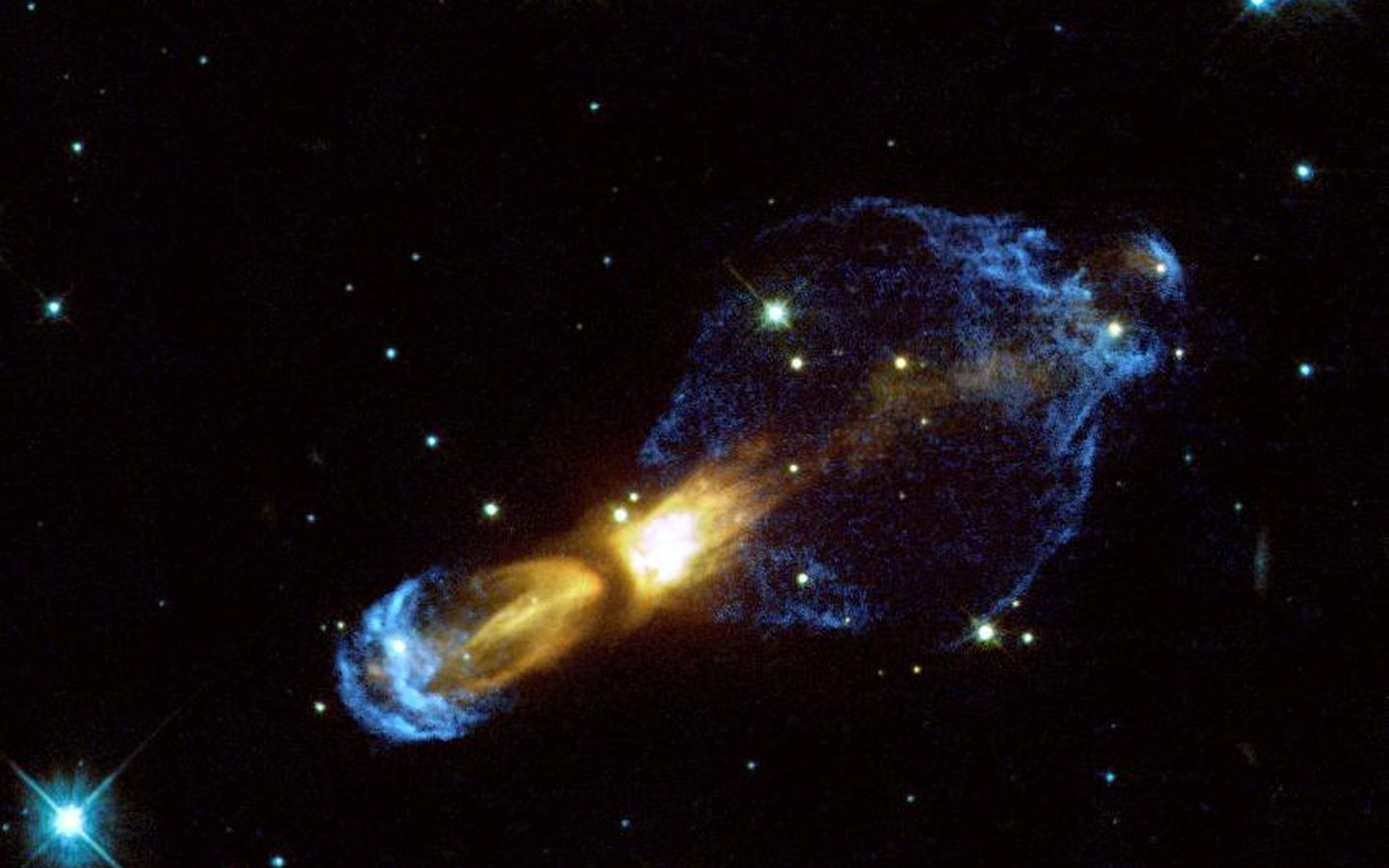 Image result for calabash nebula