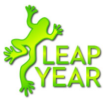 Leap Year frog - Why do we have Leap Year?