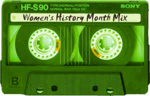 Rap Flashback: Women's History Month