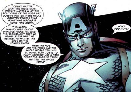 Original No, You Move speech from Captain America Civil War