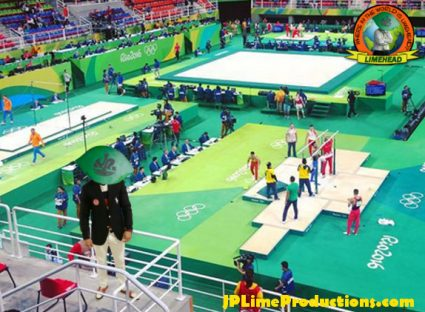 Limehead in Rio, Arena Olimpica