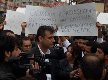 Citizens in Liwa Iskendrun protest Erdogan support to terrorist aggression on Syrian people