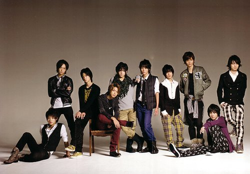 Johnny & Associates To Debut New Chinese Boy Band