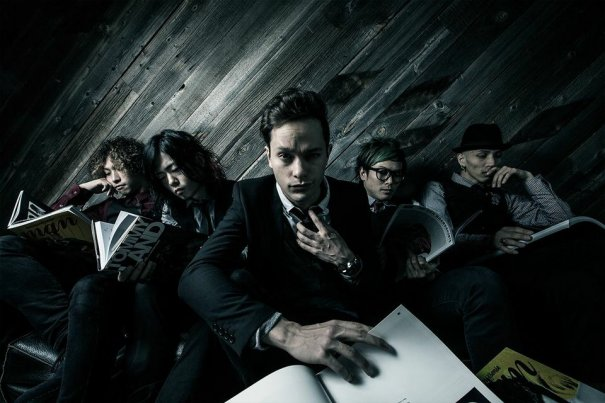 Coldrain To Embark On A EU Tour With Bullet For My Valentine