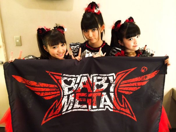 BABYMETAL Announces US & UK Tour Dates, New Live BR/DVD