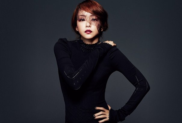 "Namie Amuro To Release New Album ""_genic"" In June"