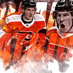 Claude Giroux Design Edit