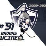 Brooks Bucinell 2 Jr Knights Artwork