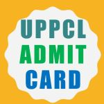 UPPCL Admit card