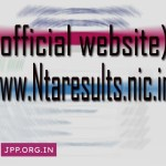 Www.Ntaresults.nic.in