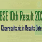 CBSE martic results 2020