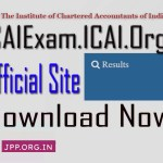 icaiexam.icai.org results