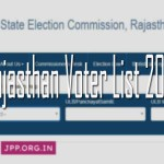 Rajasthan Voter List