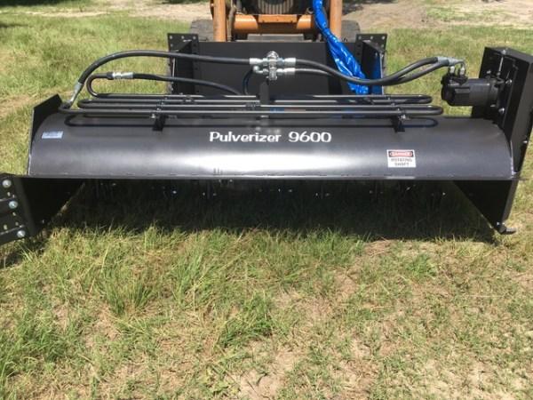 Pulverizer by JPS Fabrications LLC