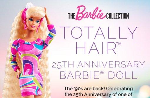 Barbie Web Header Banners