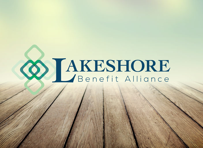 Lakeshore Benefit Alliance Logo Design