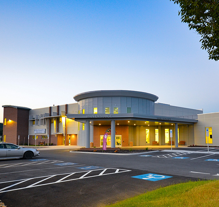 Fulton County Medical Center Center for Advanced Medicine 8