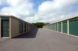 storage units of different sizes