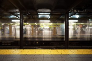 Subway will become your routine after moving from New Jersey City to Manhattan