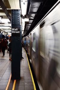Subway is one of the most popular ways to commute in New York