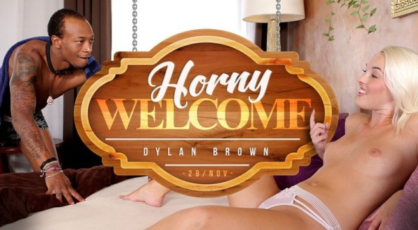 Horny Welcome POV Dylan Brown OCULUS R
