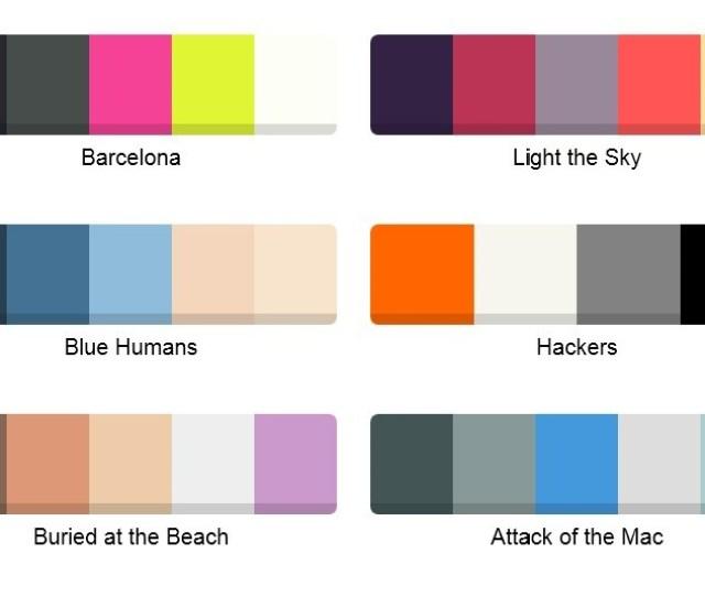 Colour Palettes One By Paperjax On Deviantart Colour Inspiration Color Palette Beautiful Colours Colours Pinterest Color Inspiration
